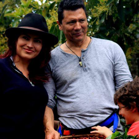 Francini Cafe de Colombia Family