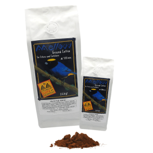 Mellow filter coffee