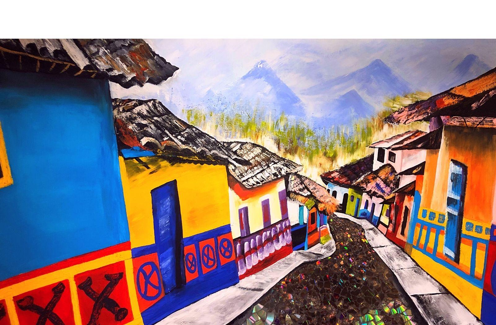 Colombian Neighborhood